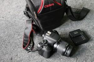 kamera eos 600d