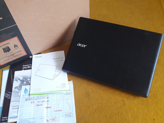 Acer E5-474G