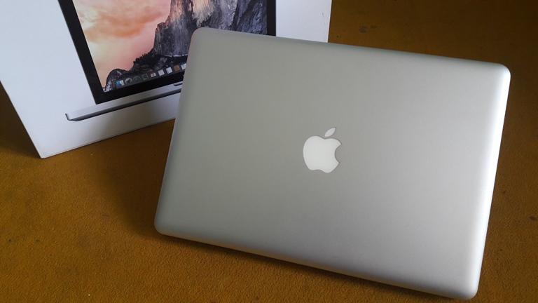 MacBook Pro MD101