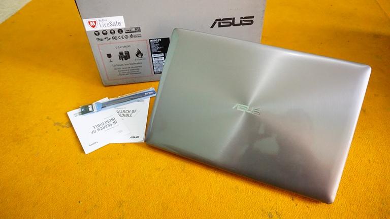 Asus ZenBook Pro UX501V