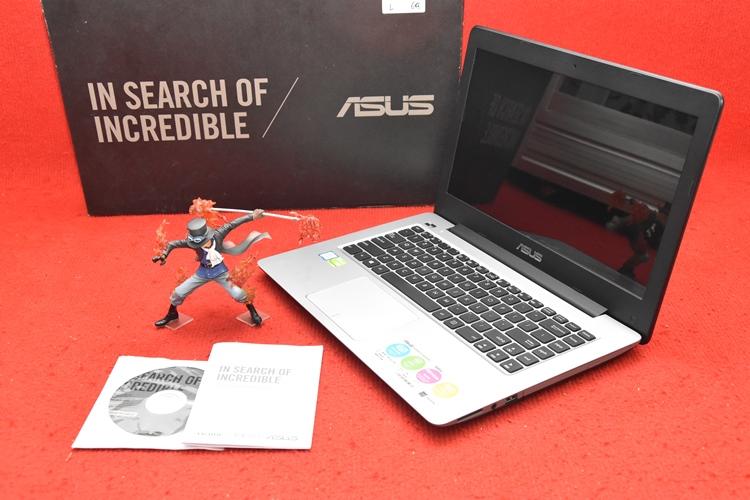 Asus A456UR Core i5 7200U + Nvidia 930Mx