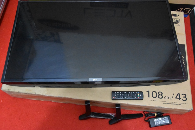 TV LG 43LH511T 43in