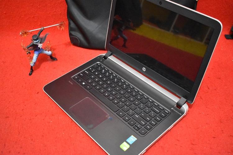 HP 14-v043TX Core i7 4510u + Nvidia 840M 2G