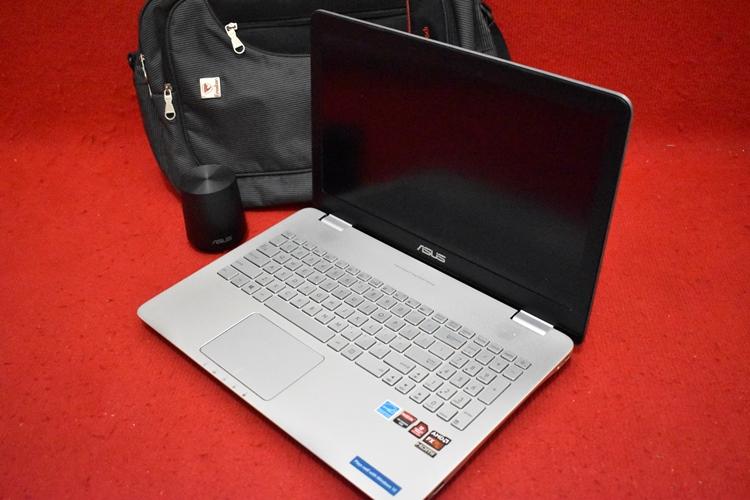Asus N551ZU AMD FX 7600 + Radeon R9