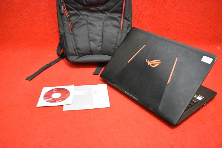 ASUS ROG GL553VD Core i7 - 7700HQ