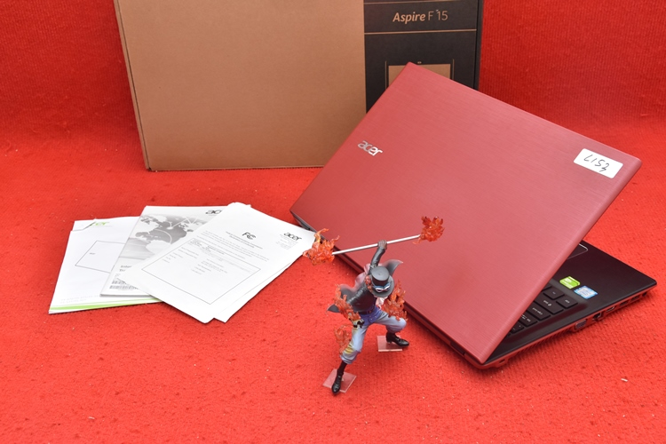 ACER F5 - 572G Core i7 - 6500U + Nvidia 940M