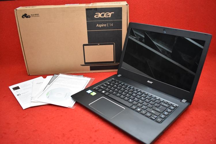 ACER Aspire E5-475G Core i5 7200U+Nvidia 940Mx