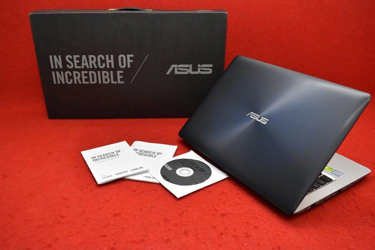 ASUS A456UR Core i5 6200U + Nvidia 930Mx