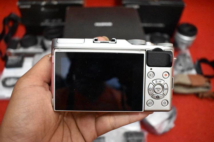 FujiFilm X - A3