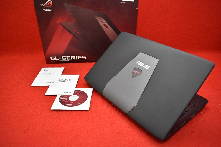 ASUS GL552JX Core i7 - 4750HQ + Nvidia GTX 950M