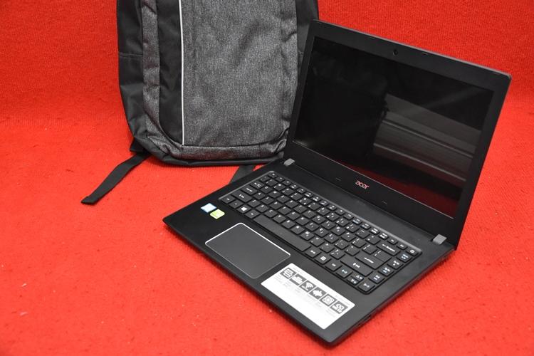 ACER E5 - 475G Core i5 7200U + Nvidia 940MX