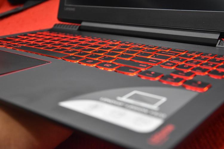 LENOVO LEGION Y520 Core i7 7700HQ + Nvidia GTX 1050 Ti