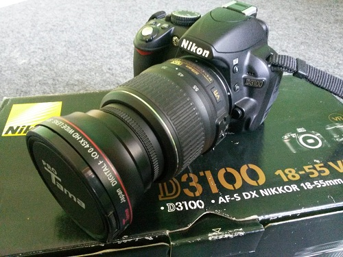Nikon d3100  (1)