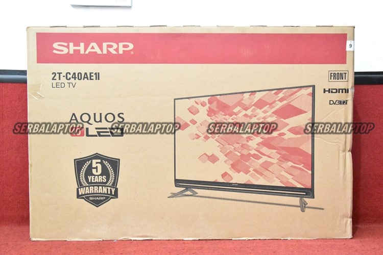 Smart TV Sharp 40 (1)