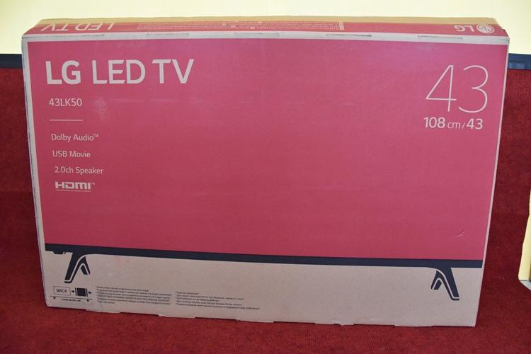 TV LG 43LK5000PTA
