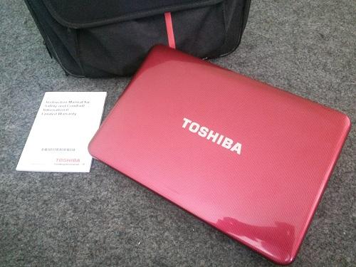 Toshiba L840 Merah  (1)