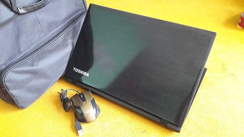 Toshiba Satellite C550